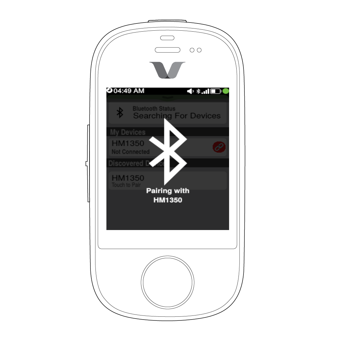 Connecting A Bluetooth Device